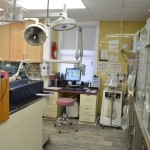 Digital Dental Xray Treatment room